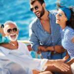 People aboard a Yacht in Durban